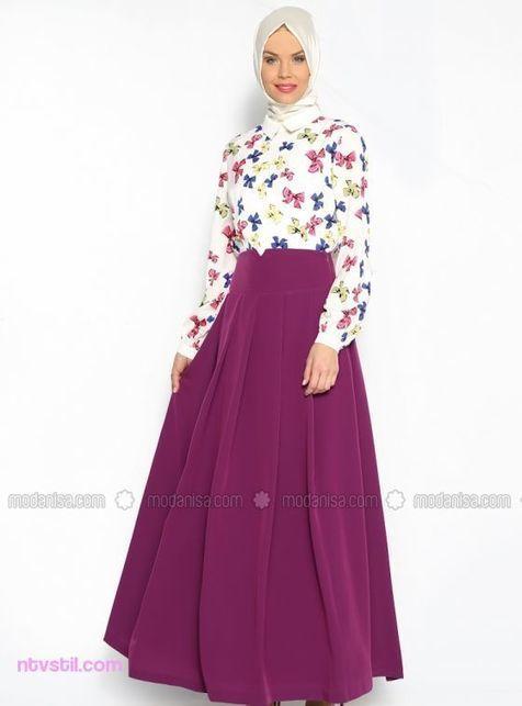 ed2135553c465 Alvina Tesettur Elbise Modelleri Koleksiyonu | ...