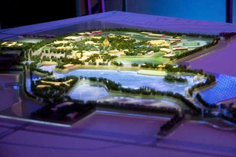 Shanghaî Disneyland hotels were in fact already revealed - blog*spot | Amusement Parks | Scoop.it