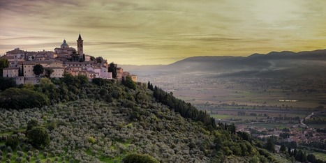 Umbria, exploring the home of the International Journalism Festival   landscape architecture & sustainability   Scoop.it