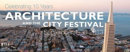 Architecture and the City Festival:  an experience design in a MYRIAD of ways throughout the city. | The Architecture of the City | Scoop.it