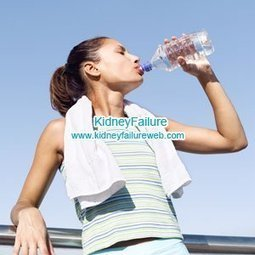 Why Does Dehydration Occur in Kidney Failure-Kidney Failure | chronic kidney disease | Scoop.it