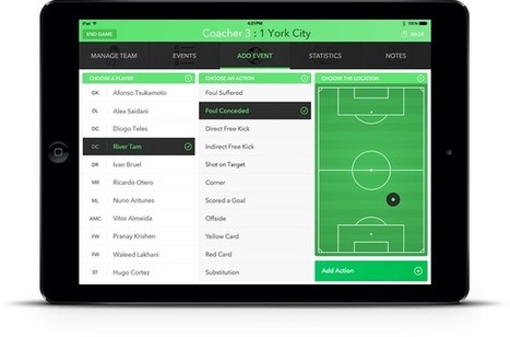 Soccer Coach Stats - Track, monitor and manage