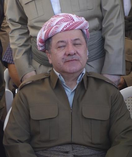 Massoud Barzani dans Le Phénix kurde  : vos trois photos préférées | Béatrice D. | Scoop.it