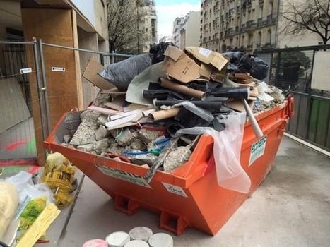 Déchets Chantier In Build Green La Curation Scoopit
