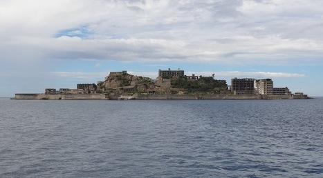 Sony takes us on a hexacopter drone tour of Battleship Island ... | HDSLR news | Scoop.it