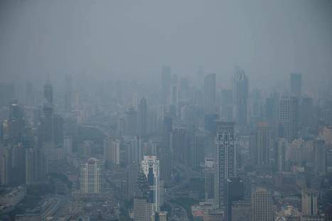 #FF #China's #Pollution Deaths to Linger After Air Clears, Study Finds #environment #smog #fossil fuels | Messenger for mother Earth | Scoop.it