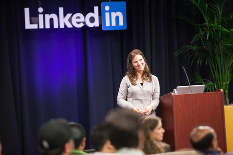 Lessons From Great Storytellers: LinkedIn Speaker Series with Nancy Duarte | Duct Tape Media | Scoop.it