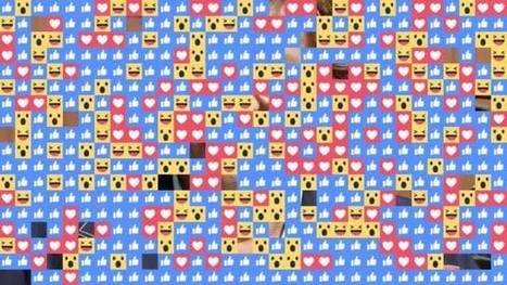 Mécanique de jeu pour Facebook : le mur d'image en émoticônes ! | Animer une communauté Facebook | Scoop.it