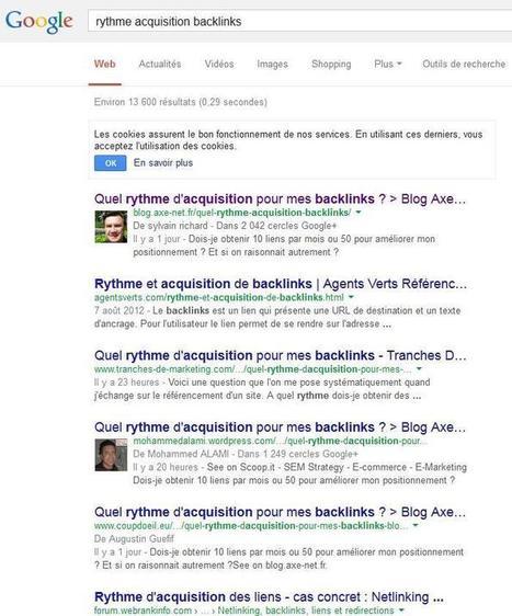 La nouvelle page de résultats Google arrive... - Actualité Abondance | Digital & Mobile Marketing Toolkit | Scoop.it