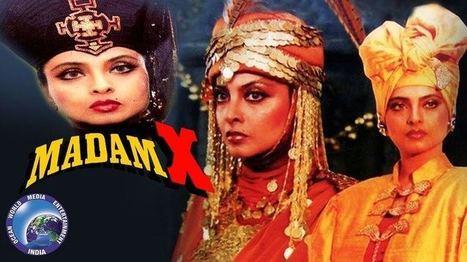 Madam X movie