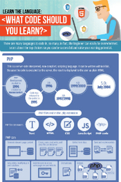 Ideal Programming Language to learn in 2015 Infographic | Web Development Blog, News, Articles | Scoop.it