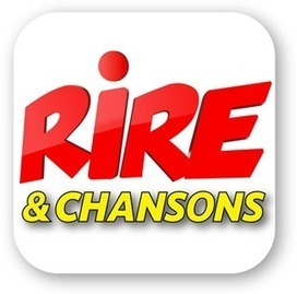 New logo: Rire & Chansons | Corporate Identity | Scoop.it