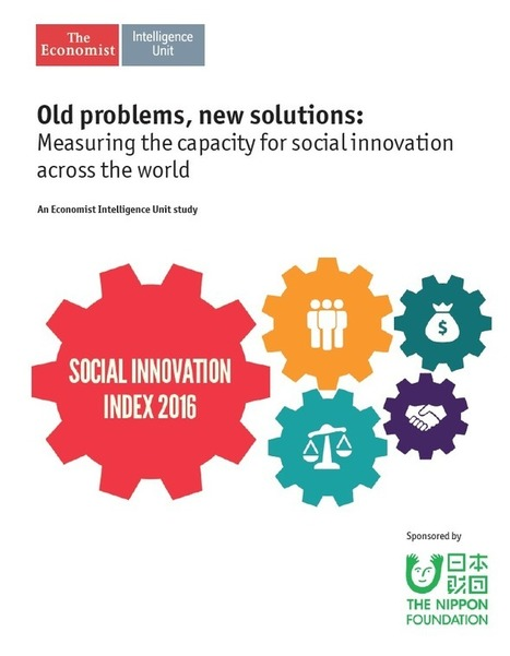 Social Innovation Index 2016 | Emerging Themes in Marketing | Scoop.it