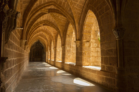 Prendre le temps de se ressourcer dans un monastère   The fisheye of gourmet food & wine!   Scoop.it