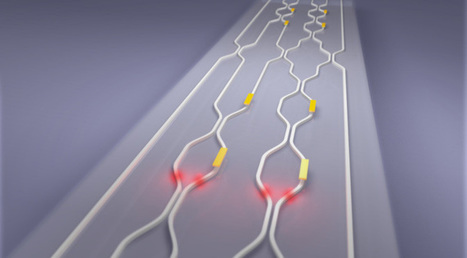 World's first programmable quantum photonic chip | Creating the Future | Scoop.it