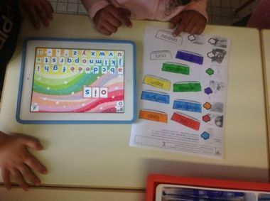 Utilisation des tablettes en maternelle | CaféAnimé | Scoop.it
