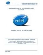 TBC LP 054 2013 Telecentros Satelitales Integrales.doc | Educación Expandida y Aumentada | Scoop.it