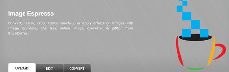 Image Espresso — Free Online Image Converter & Editor | KgTechnology | Scoop.it