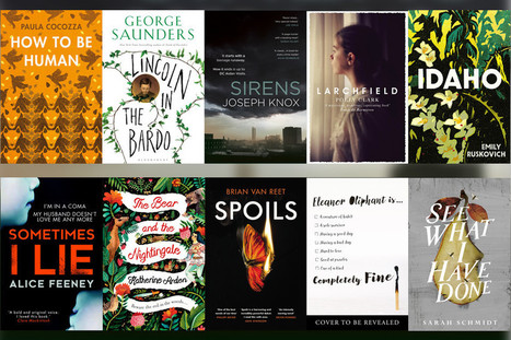 10 dazzling debut novels to discover in 2017 | Writers & Books | Scoop.it