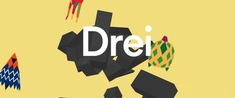Drei un jeu collaboratif sur tablette | Experience Transmedia | Transmedia news… | Experience Transmedia | Scoop.it