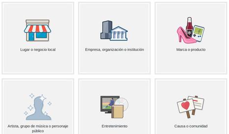 Creación de una página en Facebook para el centro educativo | Tutores y tutorías virtuales | Scoop.it