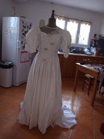 Robe de mariée d'occasion taille 42 - Bouches du Rhône | Robes de mariée d'occasion | Scoop.it