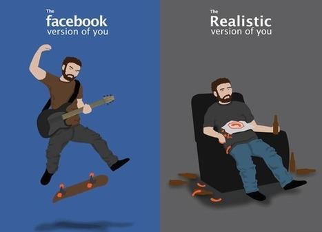 Le nombre d'amis sur Facebook et le narcissisme sont-ils liés ? - Blog du modérateur   Digital easy   Scoop.it