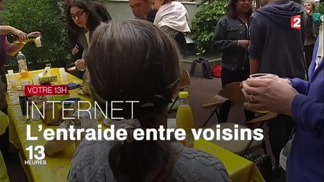 Reportage sur Mon pt'i voisinage, maintenant sur France 2 ! :-) | Communication 360° | Scoop.it