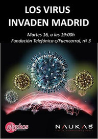 #VirusNaukas: ¡los virus invaden Madrid! | microBIO | Scoop.it