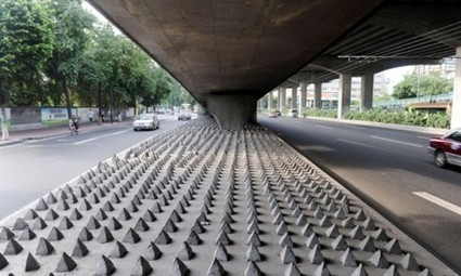 Unkind Architecture: Designing Against the Homeless | Educación y currículo | Scoop.it