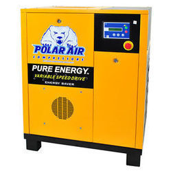 Industrial Air Compressor of 25 HP with 3 Phase VSD Rotary Screw | Social Media Marketing | Scoop.it