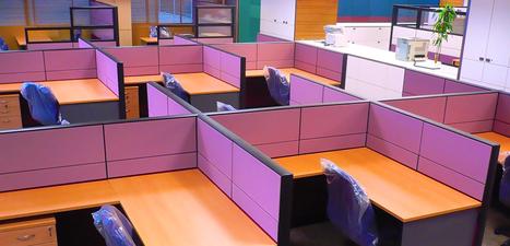 Best Office Modular Furniture Manufacturer In Delhi NCR