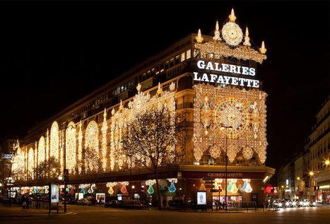 Journée historique pour les Galeries Lafayette Haussmann qui ont ouvert dimanche | Made In Retail : L'actualité Business des réseaux Retail de la Mode | Scoop.it