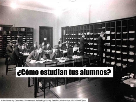 CUED: Innovamos para aliviar la enseñanza | UAM B-learning | Scoop.it