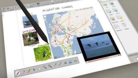 Open Sankoré | The Free Interactive Whiteboard Software | Digital Presentations in Education | Scoop.it