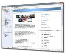 FeedDemon le meilleur lecteur Rss pour Windows | Nas et réseaux | Scoop.it