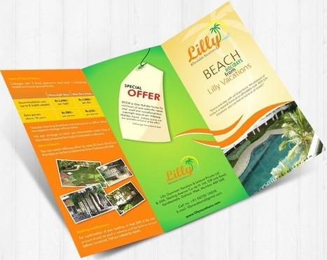 corporate brochure design in exclusive brochure design tips scoop it