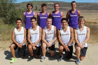 Men's Cross Country Prepared for 2013 | CLU Sports | Cal Lutheran | Scoop.it