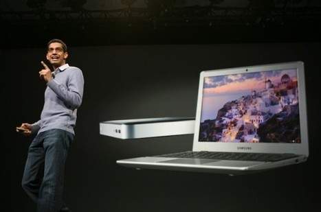 Google Pushes out New Chromebook, Google Compute Engine | Tech Jam | Scoop.it
