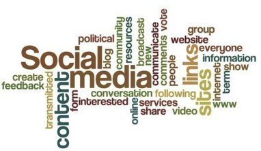 11 surprising stats about American social media - Holy Kaw! | Libraries and social media | Scoop.it