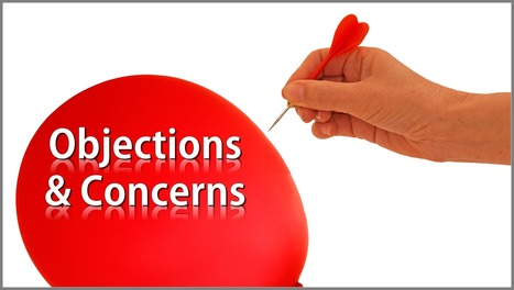 Overcoming Objections: Don't Do That, DO THIS | Referral Coach | VEMD | Scoop.it
