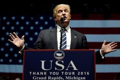 Trump says U.S. not necessarily bound by 'one China' policy   EconMatters   Scoop.it