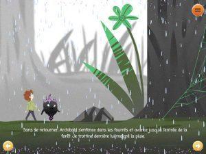 L'île du bout du monde(s) : un livre interactif qui fait la pluie et le beau temps | L'e-Space Multimédia | Scoop.it