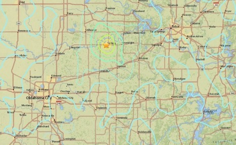 Yet another earthquake hits Oklahoma | Outbreaks of Futurity | Scoop.it