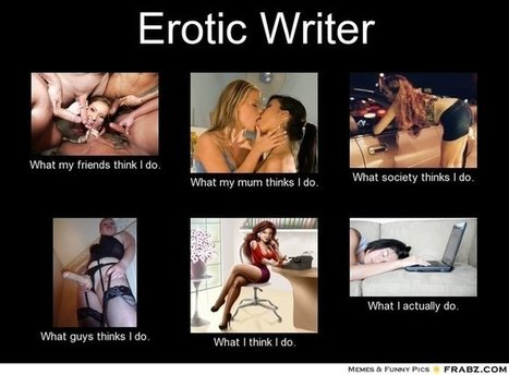 Erotic Writer | What I really do | Scoop.it