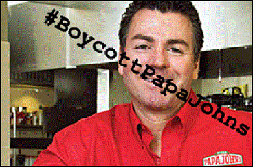 Papa John's Blames The Media For Obamacare Blunder – Requests They Take Stories Down   Daily Crew   Scoop.it