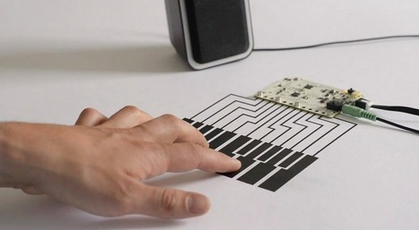 Touch Board brings Interactivity Everywhere | Arduino progz | Scoop.it