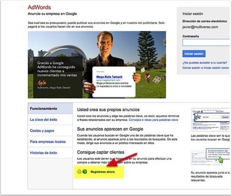El nuevo Planificador de palabras clave de Google | Tips&Tricks | Scoop.it