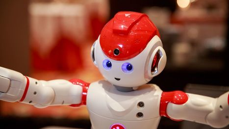 The robots are coming to CES, and we can't wait to meet them | Chasing the Future | Scoop.it