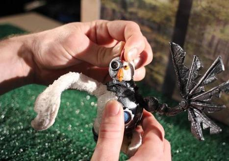 Here's How to Make a Stop Motion Movie in the Digital Age | Arts Independent | Scoop.it